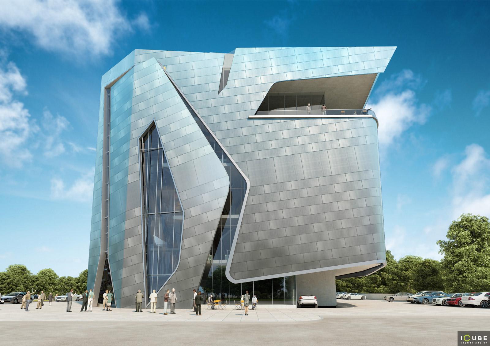 iCube Visualization - Design, Visualization, Architecture ...